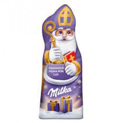 Milka Mikulás tejcsokoládé 90g