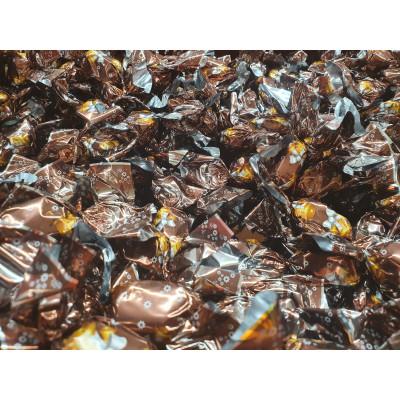 Prémium csengettyűs szaloncukor 1kg kakaós rumos