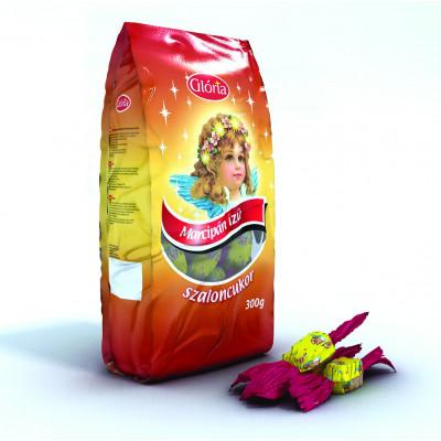 Marcipán ízű szaloncukor