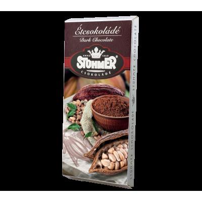 Étcsokoládé 70% kakaótartalommal 100g | Rubik kocka